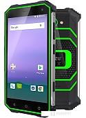 Смартфон Ginzzu RS8502 (зеленый)