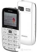 Мобильный телефон Maxvi B6 (белый)