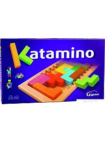 Настольная игра Gigamic Katamino