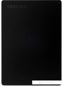 Внешний накопитель Toshiba Canvio Slim HDTD320EK3EA 2TB (черный)