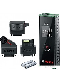 Лазерный дальномер Bosch Zamo III Set 0603672701
