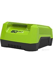 Зарядное устройство Greenworks G80C (80В)