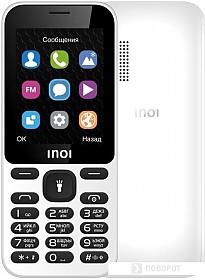 Мобильный телефон Inoi 239 (белый)