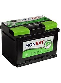 Автомобильный аккумулятор Monbat Premium (63 А·ч)