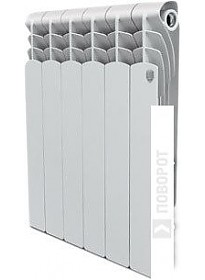 Радиатор Royal Thermo Revolution Bimetall 500 (6 секций)