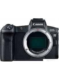 Фотоаппарат Canon EOS R Kit адаптер крепления EF-EOS R