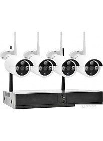 Видеорегистратор Orient NVR+4IPC 720p Wi-Fi