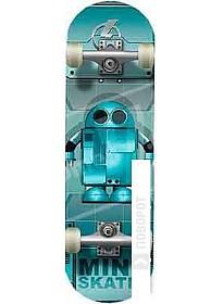 Скейтборд Спортивная Коллекция Robot