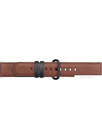 Ремешок Samsung Braloba Active Leather Dress для Watch 42mm/Active (коричневый)