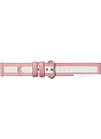 Ремешок Samsung Braloba Active Textile для Galaxy Watch 42mm/Active (розовый)