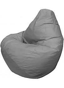 Кресло-мешок Flagman Груша Мини Г0.1-12 (серый)
