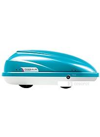 Автомобильный багажник Modula Travel Sport 370 (бирюзовый)