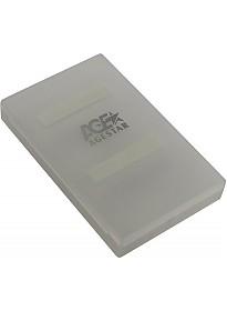 Бокс для жесткого диска AgeStar 3UBCP1-6G (белый)