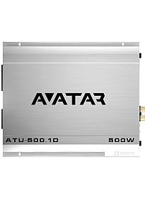 Автомобильный усилитель Avatar ATU-500.1D