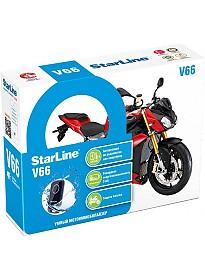 Автосигнализация StarLine V66
