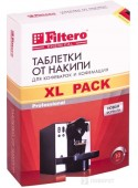 Таблетки Filtero для кофеварок и кофемашин XL Pack