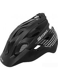 Cпортивный шлем Force Raptor MTB L/XL (черный/белый)