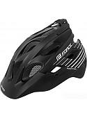 Cпортивный шлем Force Raptor MTB S/M (черный/белый)