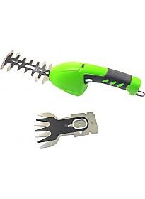 Кусторез + ножницы Greenworks 2903307 (с АКБ)