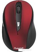 Мышь Hama MW-400 (красный)