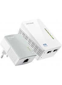 Комплект из двух powerline-адаптеров TP-Link TL-WPA4220KIT