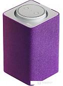 Беспроводная аудиосистема Яндекс Станция (фиолетовый)