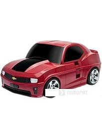Чемодан Ridaz Chevrolet Camaro ZL1 (красный)