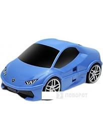 Чемодан Ridaz Lamborghini Huracan (синий)