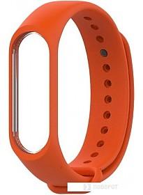 Ремешок Xiaomi для Mi Band 3 (оранжевый)