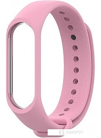 Ремешок Xiaomi для Mi Band 3 (розовый)