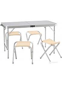 Стол со стульями Green Glade 5102