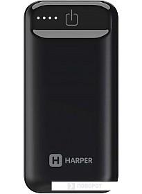 Портативное зарядное устройство Harper PB-2605 (черный)