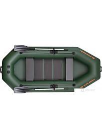Моторно-гребная лодка Kolibri К-280Т