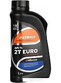 Моторное масло Patriot G-Motion 2Т EURO 1л