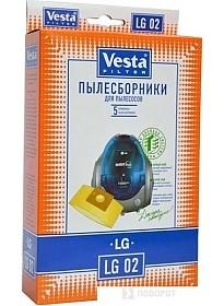 Комплект одноразовых мешков Vesta Filter LG 02