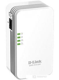 Powerline-адаптер D-Link DHP-W310AV/C1A