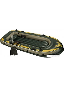 Гребная лодка Intex 68351 Seahawk 400