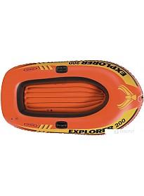 Гребная лодка Intex Explorer 200 (Intex-58331)