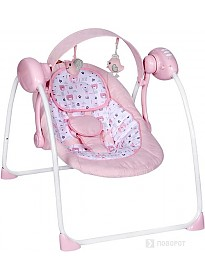 Качалка Lorelli Portofino (розовый)