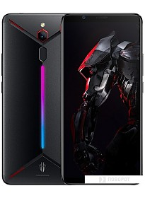 Смартфон Nubia Red Magic Mars 8GB/128GB международная версия (черный)