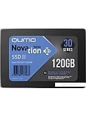 SSD QUMO Novation 3D 120GB Q3DT-120GPBN