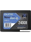 SSD QUMO Novation 3D 240GB Q3DT-240GAEN