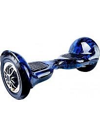 Гироцикл Smart Balance KY-A8 (голубое пламя)