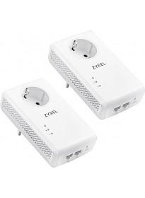 Комплект powerline-адаптеров Zyxel PLA5456