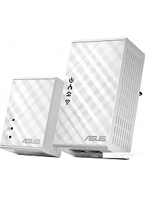 Комплект powerline-адаптеров ASUS PL-N12 Kit