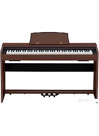 Цифровое пианино Casio Privia PX-770 (коричневый)