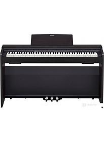 Цифровое пианино Casio Privia PX-870 (черный)