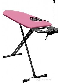 Гладильная доска Nika Haushalt HP1T-P (розовый)