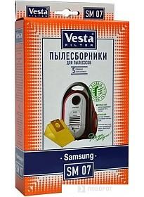 Комплект одноразовых мешков Vesta Filter SM 07