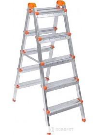 Лестница-стремянка Dogrular Ярус стальная 5 ступеней